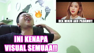 Download lagu IZ*ONE - FIESTA MV REACTION ( DI TAMPAR VISUAL TERUS!! )