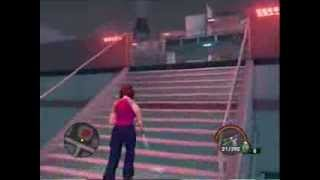 Saints Row The Third - Meg Griffin (''family Guy'')
