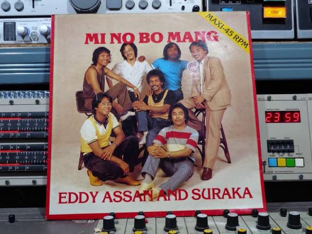 Eddy Assan and Suraka Mi No Bo Mang Remasterd By B v d M 2019