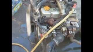 moteur nissan terrano