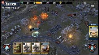 War Commander Rogue Assault / 3D Strategy Online War Games / Android Gameplay FHD #2