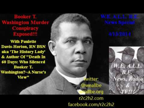 What REally Happened To Booker T. Washington???