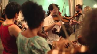 stage de violon gabriel lenoir saint gervais 2015