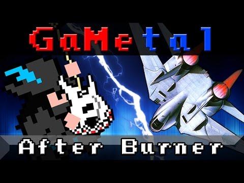 After Burner (After Burner II) - GaMetal Remix