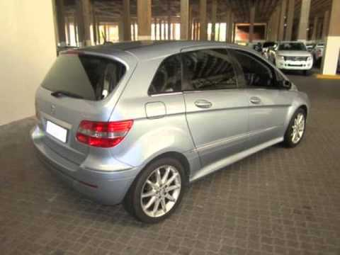 2009 mercedes benz b class b200 turbo auto for sale on. Black Bedroom Furniture Sets. Home Design Ideas