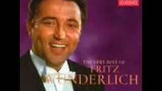 Fritz Wunderlich: Ich Liebe Dich