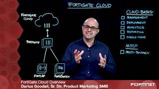 Fortinet's FortiGate Cloud | Cloud Security