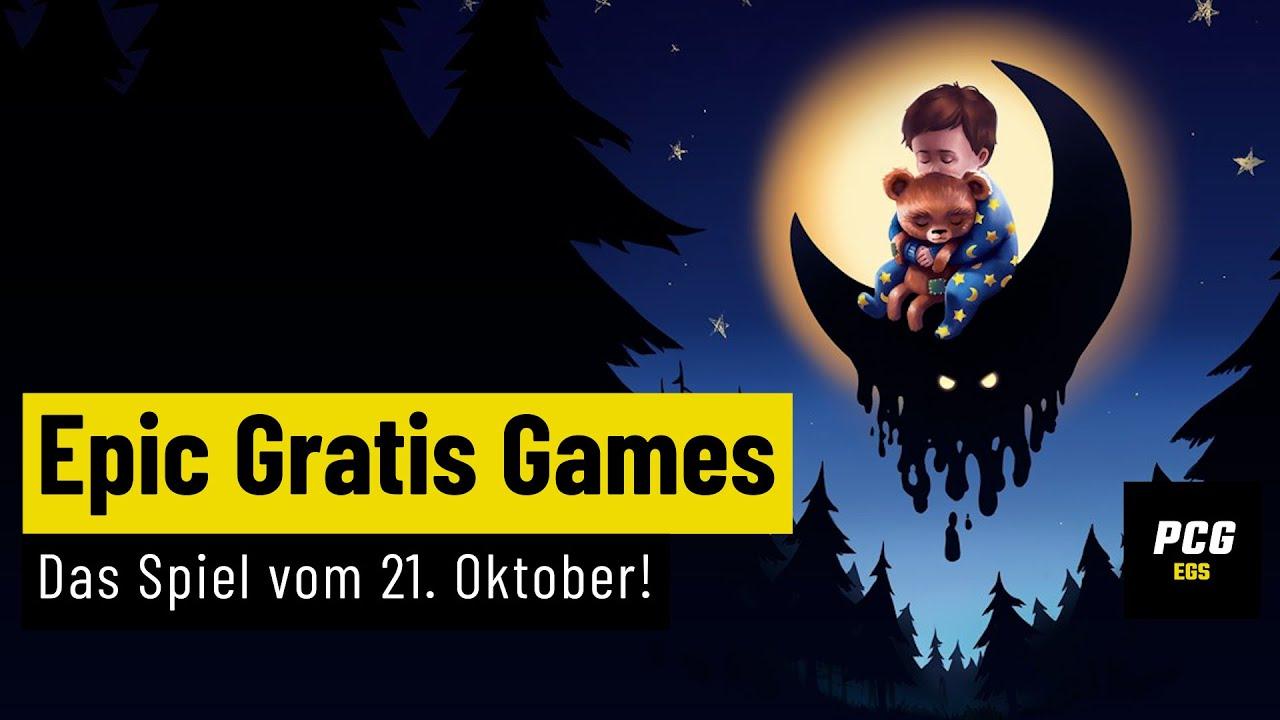 Stellt euch euren Kindheitsängsten!  | Das Epic-Gratis-Game vom 21. Oktober!