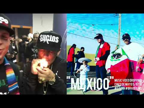Stunn Mexico Official Music Video King Lil G Co Signs