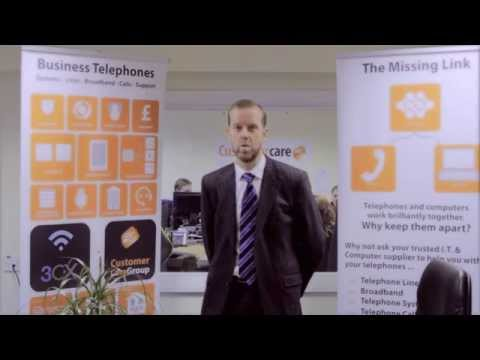 Customer Care Telecoms & Technology Group   Corporate Video