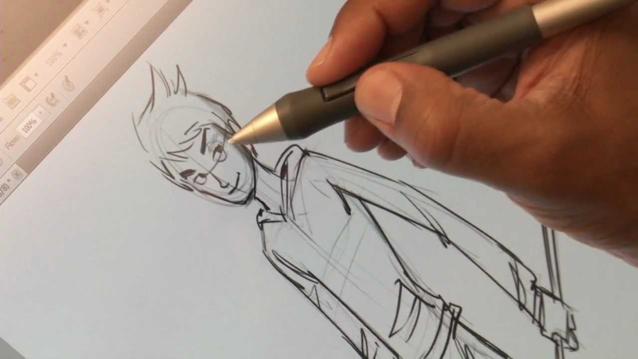 rise of the guardians drawing tutorial jack frost