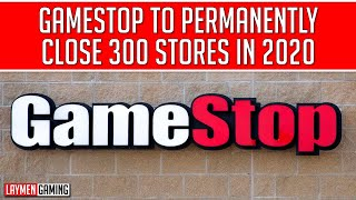 Gamestop's Death Spiral Continues With Another Massive Round Of Store Closures