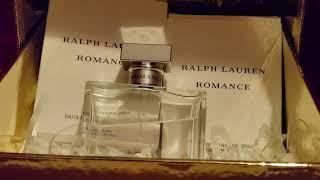 Ralph Lauren romance fragrance review