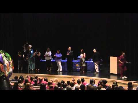 Palo Verde College CNA Graduation - 2015