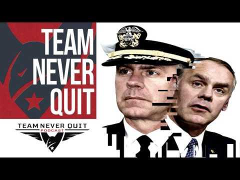 EP.# 50: Ryan Zinke – U.S. Secretary of the Interior – Former SEAL Team Six Commander