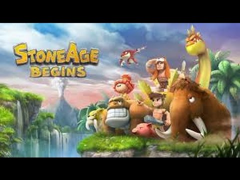 Stone Age Gameplay (Android/IOS)