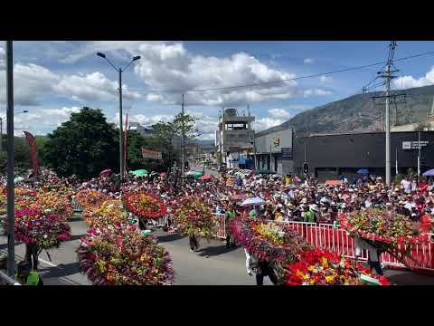VIDEOS: Hundreds of thousands attend Medellín's annual Flower Fair parade