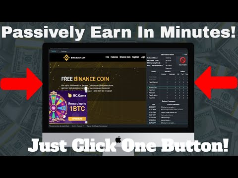 How To Earn Crypto Passively! New Method!