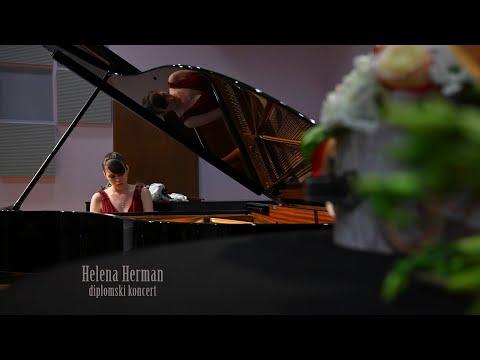 Helena Herman Diplomski Koncert