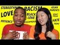 Asian Women-White Men dating (interracial)