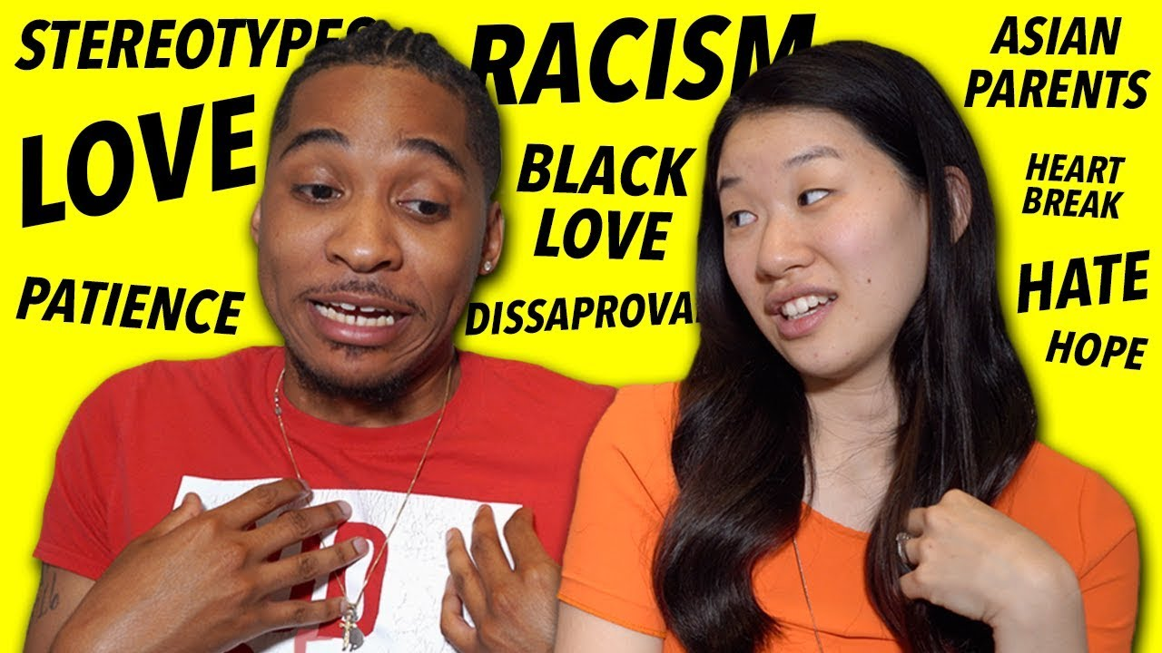 Black and Asian Interracial Relationship Advice  | SLICE n RICE Gives Advice
