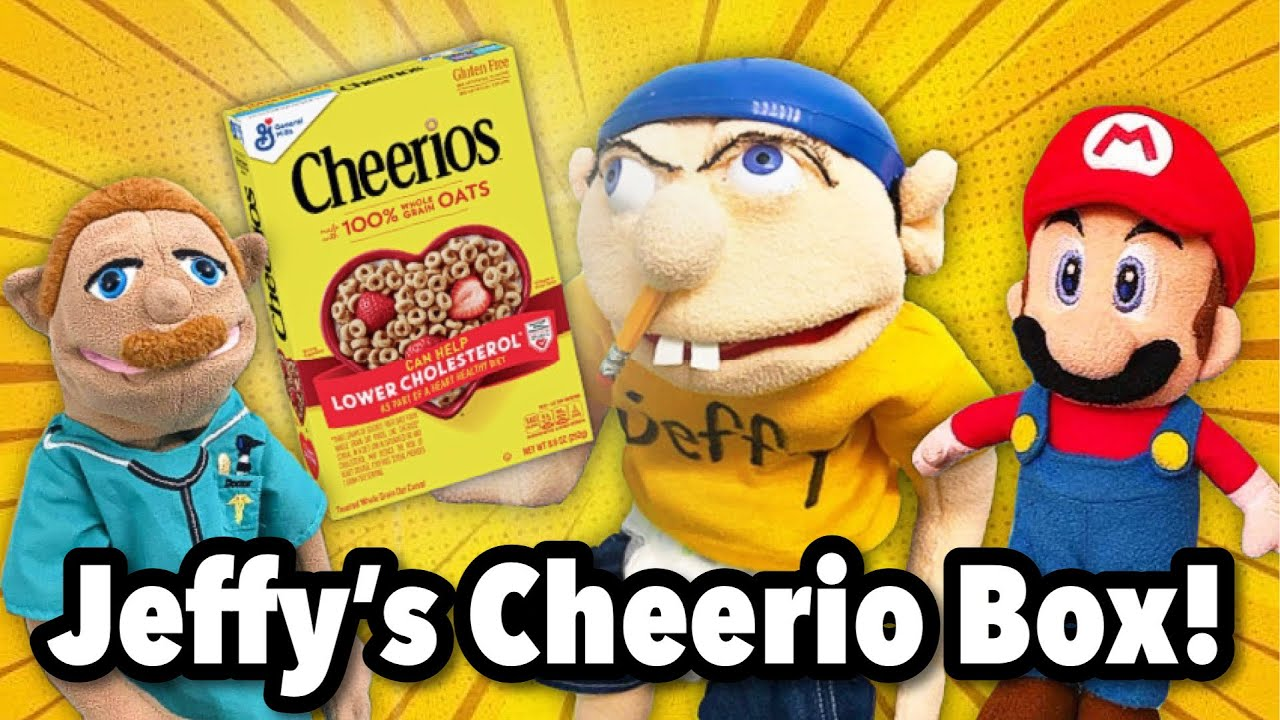 Download SML Parody: Jeffy's Cheerio Box!