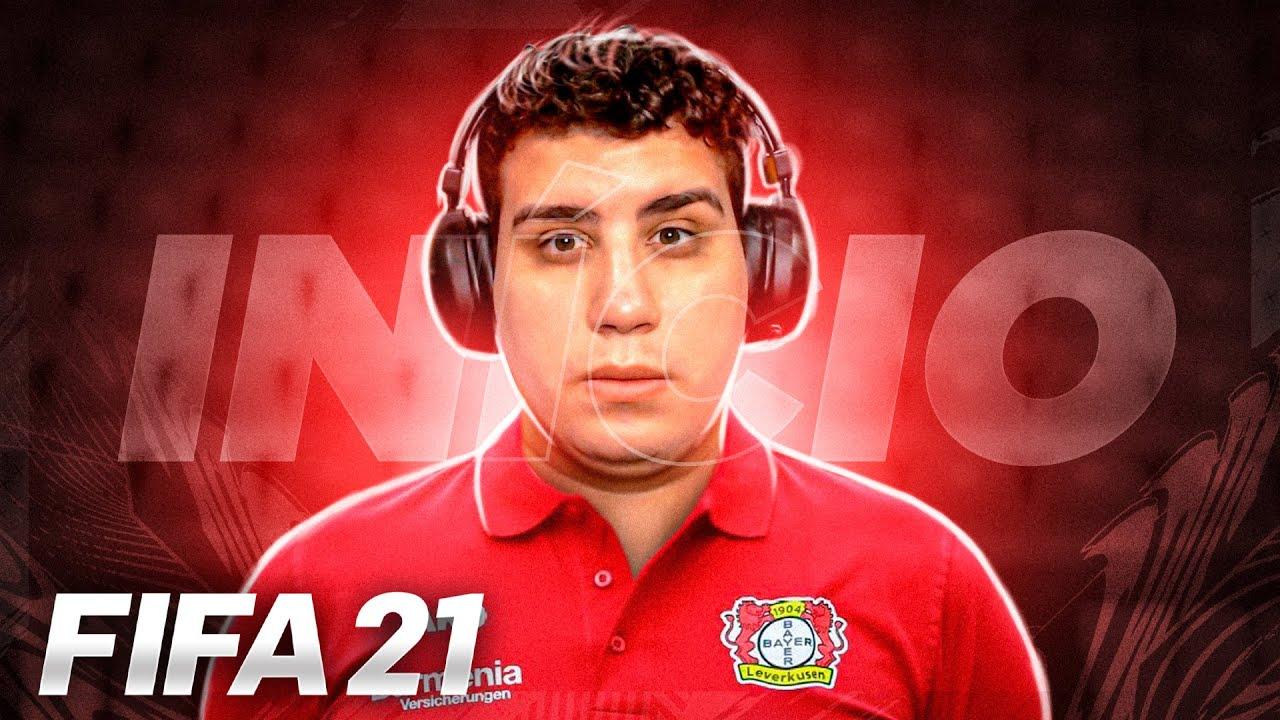 O INÍCIO ÉPICO na BUNDESLIGA! FIFA 21 Modo Carreira #01
