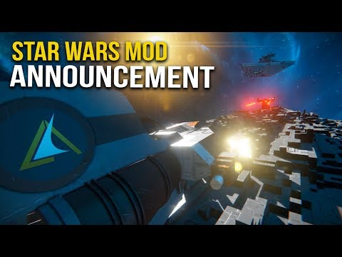Star Wars Survival - We're making a Community Mod! (Space Engineers)