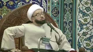 إنا نأنس بدعائك .. كرامة لأبي الفضل العباس (ع)  #الشيخ_ياسين_الجمري  ليلة ٢٩ رمضان