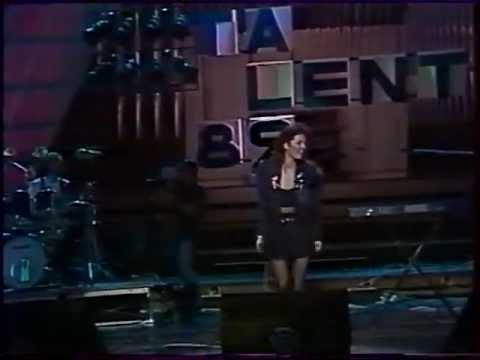 SANDRA - PRAHA → INTERTALENT (30.10.1989)