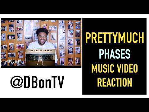 PRETTYMUCH- PHASES REACTION