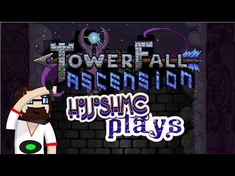 Towerfall Ascension: PS4 Quest  Mode Co-op Gameplay