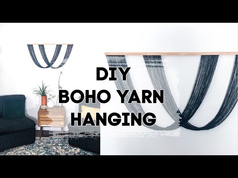 diy-boho-wall-yarn-hanging