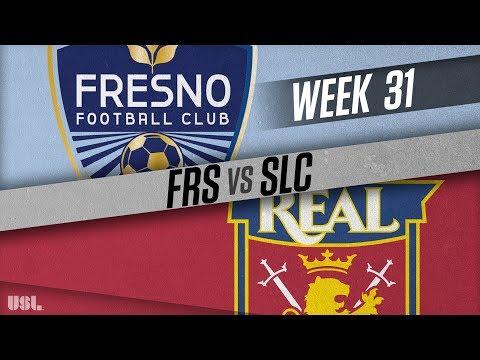 Fresno FC vs Real Monarchs SLC: October 13, 2018