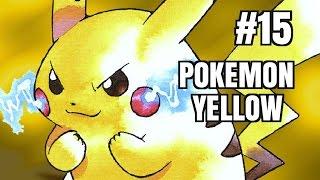 Zagrajmy z Kushim - Pokemon Yellow (odc. #15 - Droga numer osiem!)