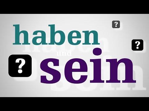 Download الدرس (6) تعلم اللغة الألمانية_تصريف فعل الكون وفعل الملك Haben+Sein