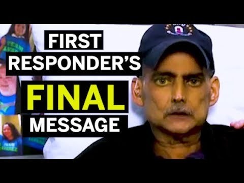 9/11 First Responder Gives His Final Message