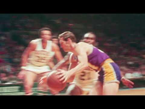 Jerry West Career NBA Highlights
