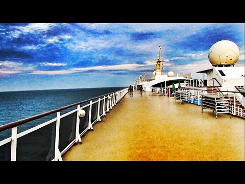 Star Cruises Ship Tour | SuperStar Gemini