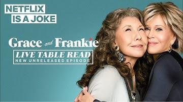 Grace and Frankie Live Table Read | Netflix Is A Joke
