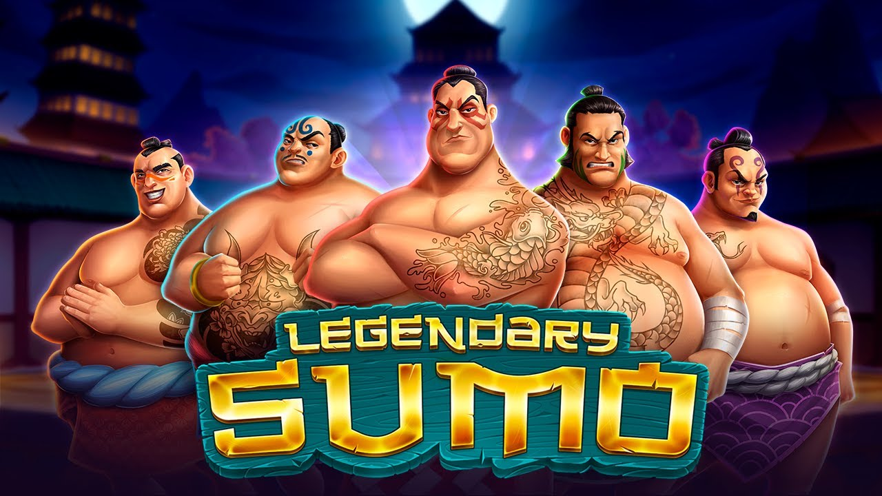 Legendary Sumo Slot Play Free ▷ RTP 96% & Medium Volatility video preview