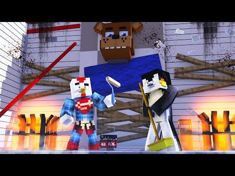 Minecraft | FNAF PIZZERIA FRANCHISE! - We're Already Broke! #2