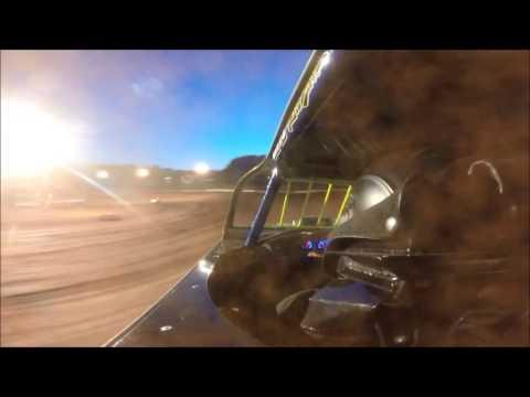 Nathon Loney GoPro Heat @ Midway Speedway 7-1-2016