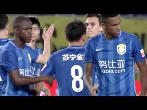 CHINESE FOOTBALL LEAGUE COMING TO AFRICA