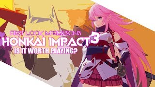 Honkai Impact 3: First Look Impressions - Is It Worth Playing?