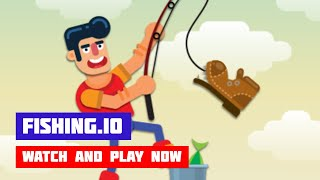 Fishing.io · Game · Gameplay