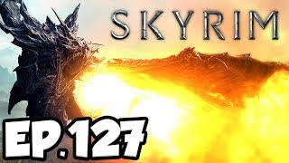 Skyrim: Remastered Ep.127 - SMURF VILLAGE & MEETING NELOTH!!! (Special Edition Gameplay)
