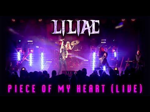 Смотреть клип Liliac - Piece Of My Heart
