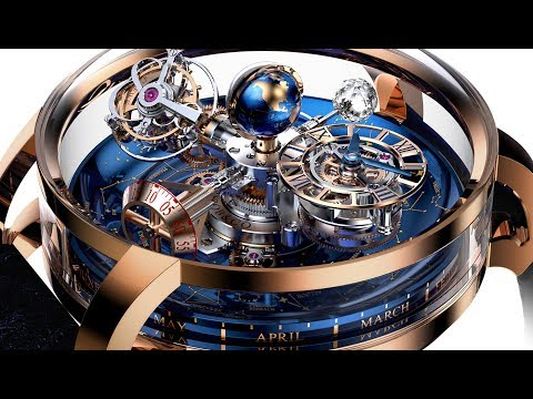 5 INSANE WATCHES You Won't Believe Exist