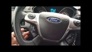 Форд фокус 3 АКТИВАЦИЯ КРУИЗ КОНТРОЛЯ(После того как подключите кабель к машине, не забудьте включить зажигание (машину заводить не надо)., 2015-12-21T10:04:27.000Z)